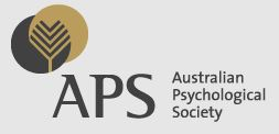 APS - Australian Psychological Society