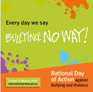 Day Against Bullying and Violence - inSync for Life - Counselling and Psychology